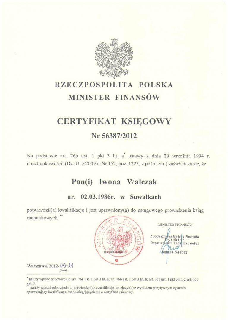 1-certyfikat
